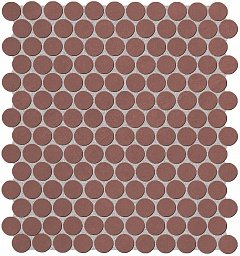 Fap  Color Now Round Mosaico Marsala 29,5X32,5 мозаика