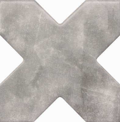 Cevica Becolors Cross Grey 13.25х13.25 керамогранит
