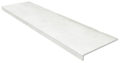 Gres De Aragon Urban Blanco Smooth Anti-Slip 33x120 ступень фронтальная