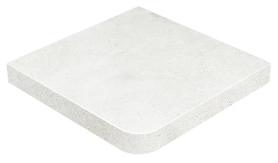 Gres De Aragon Urban Blanco Anti-Slip 33x33 ступень угловая