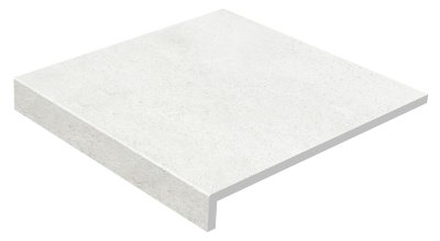 Gres De Aragon Urban Blanco Anti-Slip 30x33 ступень фронтальная