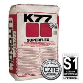 SUPERFLEX K77 (25 кг, серый)